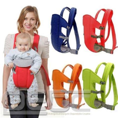 carrier front pack infant newborn baby carrier comfort backpack front pack sling wrap gear gift ebay