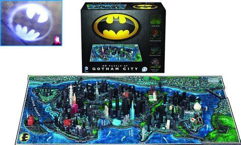 4d Puzzle Black With 3d Detail jun168000 4d cityscape batman gotham city puzzle previews world