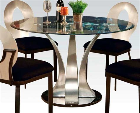 Modern Dining Table Ac Claire Modern Dining Low Cost Modern Furniture
