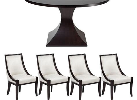 Chic Combo Scallop Dining Collection Z Gallerie Z Gallerie Dining Table And Chairs