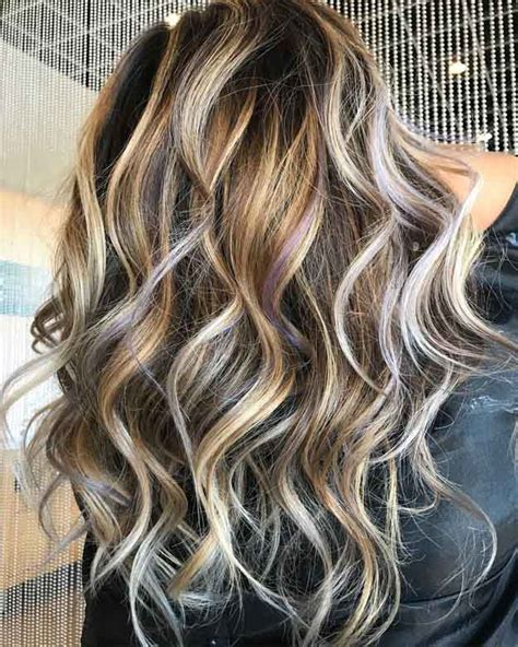 hairstyles blonde brown lowlights 10 bombshell blonde highlights on brown hair bombshells