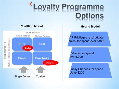 Loyalty Programme Marketing Customer Rewards Program Template