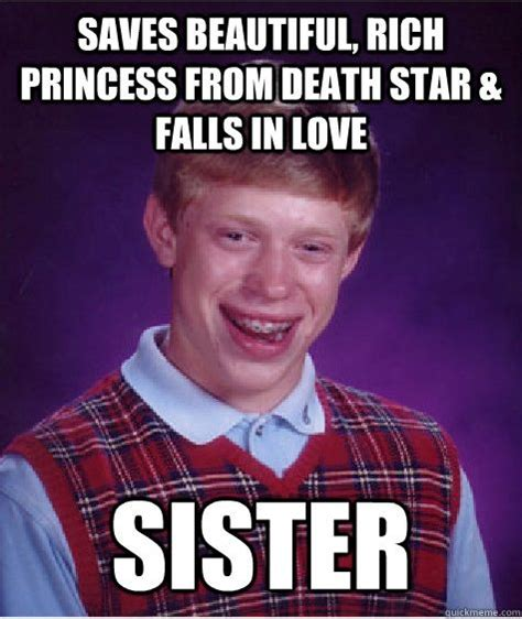 Good Luck Brian Meme - 1000 images about star wars memes on pinterest bad luck