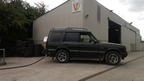 Tech Office Design land rover discovery 3 9 v8 vv tech lpg limited