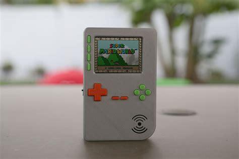 raspberry pi handheld gaming 2 adafruit pigrrl 2 raspberry pi gaming handheld make boy