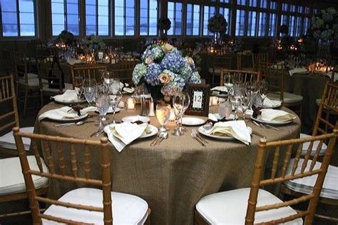 the elegant reception table setting flickr photo sharing hydrangea tan centerpieces table settings wedding