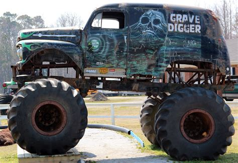 monster trucks grave digger gravedigger frogsview s blog