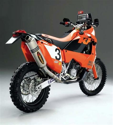 Ktm Motorrad Dakar by Ktm 950 Rally Dakar Ktm Pinterest