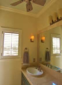 Ceiling Fans In Bathrooms Bath Ceiling Fan Sconce Vanity Fixtures Are