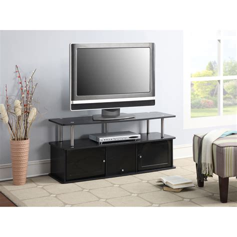 televison cabinets from blackington furniture convenience concepts designs2go cherry tv stand with 3