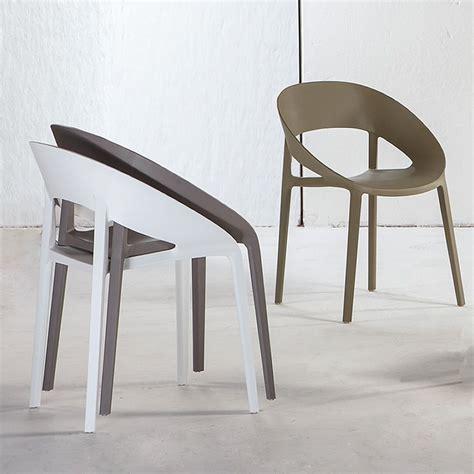 sedie propilene tt1061 sedia impilabile in polipropilene e fibra di