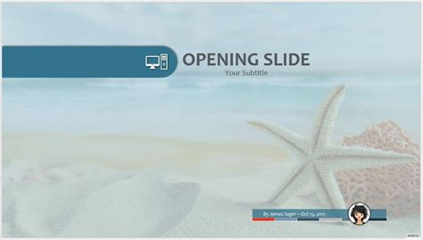 themes for powerpoint seaside free beach ppt 70846 sagefox powerpoint templates