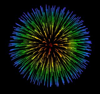 wallpaper bergerak api kumpulan gambar animasi kembang api bergerak dp tahun baru
