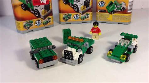 Set Rok 3 In 1 Mini lego creator 3 in 1 set 5865 mini dumper from 2010