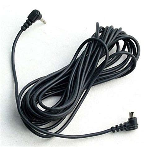 Pc To Pc Sync Cord 12ft 2 5mm to pc flash sync cable