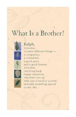 my brother is a what is a brother greeting card happy birthday printable card american greetings