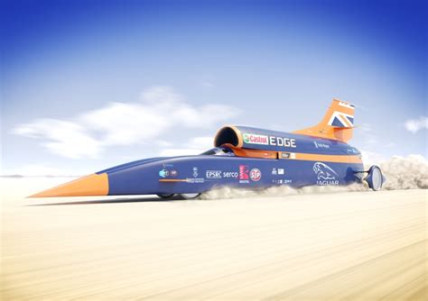 Delayed Green Light by Bloodhound Ssc Delays 1 000mph Land Speed Record Attempt