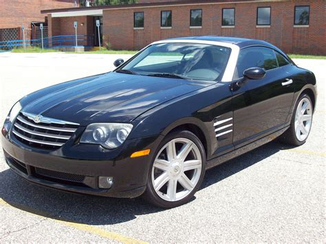 Chrysler Crossfire 2004 by 2004 Chrysler Crossfire Photos Informations Articles