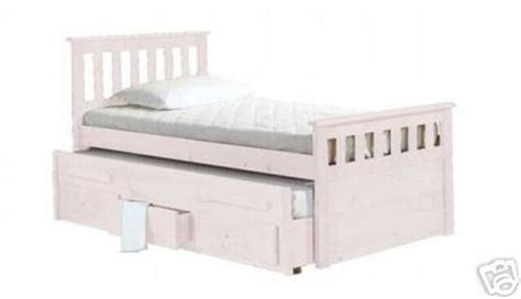 Sofas Scotland Kids Beds 3ft Single White Captains Bed With Guest Bed