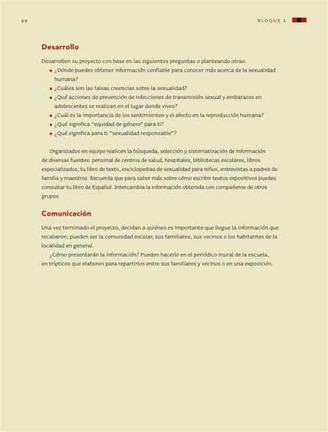 respuestas de los libros de texto de sexto grado de ciencias naturales sexto grado 2016 2017 online libros