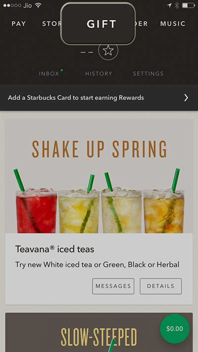 Add Gift Card Starbucks App - best starbucks app add gift card noahsgiftcard
