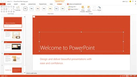 drawing web app a closer look at the upcoming office web apps preview now