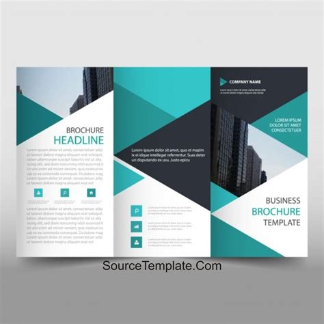 brochure templates for docs tri fold brochure template docs free