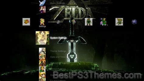 google themes legend of zelda legend of zelda best ps3 themes