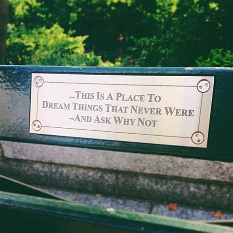 bench quotes central park bench quotes quotesgram