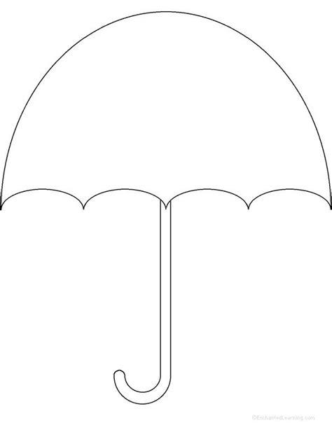 printable umbrella template 22 best birthday party images on pinterest birthdays