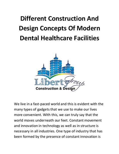 guidelines design and construction of healthcare facilities different construction and design concepts of modern