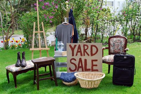 yard sale images 21 do s and don ts for yard sale shoppers