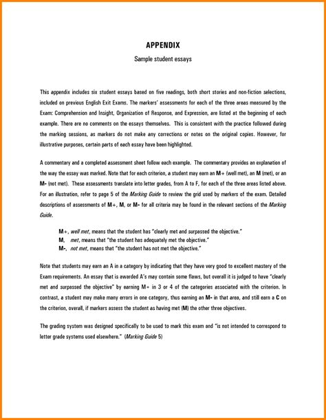 Creative Writing Essay Exles by 13 Creative Writing Exles For High School Mail Clerked