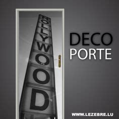 stickers pr駭om porte chambre 1000 images about chambre on