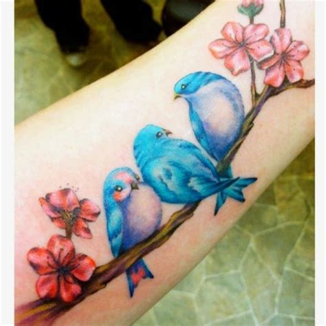 three little birds tattoo 30 three birds ideas the 2018