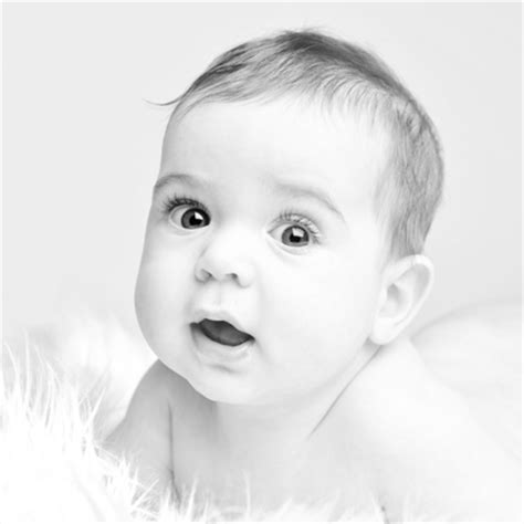 fotos en blanco y negro niños bebes un cuarto de lim 243 n