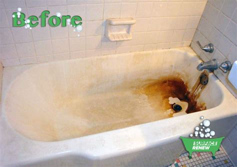 how to resurface a bathtub bathtub refinishing resurfacing reglazing painting in
