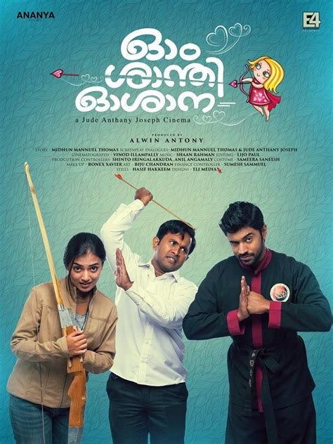 film comedy romance terbaik 2014 ohm shanthi oshaana is a 2014 romantic comedy malayalam