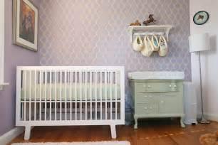 room stencils a moroccan stenciled nursery project nursery