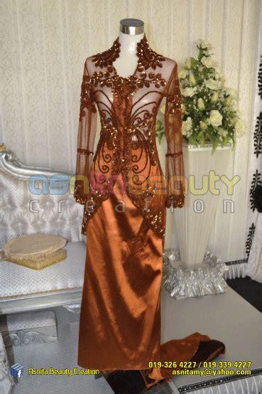 kebaya pengantin koleksi baju nikah zyda collection koleksi baju pengantin asnita beauty creation koleksi baju
