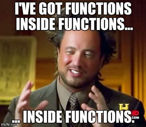 Programming Memes - learning haskell gave me a whole new outlook on