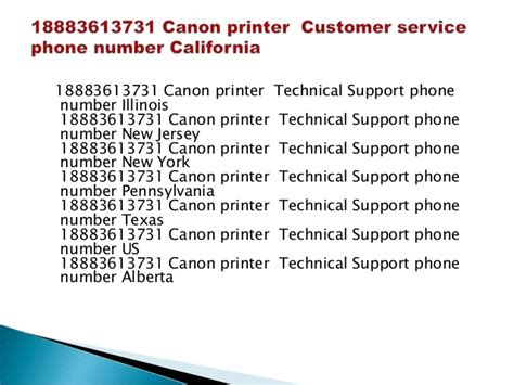 canon help desk phone number 18883613731 canon printer customer service phone number