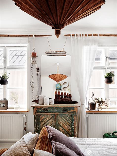 Finnish Home Decor | decordemon inside a charming finnish house by krista