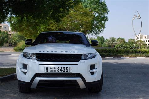 land rover dubai new to the evoqueforums