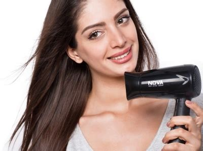 Nhp 8100 Hair Dryer Review silky shine 1200 w and cold foldable nhp 8100 hair dryer black