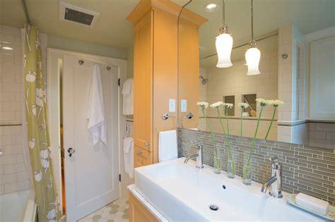 hall bathroom decorating ideas small hall bathroom remodel in ne portland irvington
