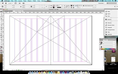 layout grids indesign book grid setup in indesign very editorial pinterest