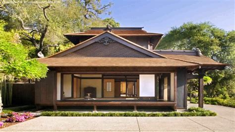japanese inspired homes japanese style house in california youtube