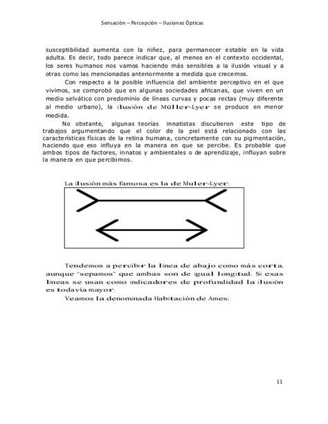 Ilusiones Opticas Sensacion Percepcion | sensacion y percepcion ilusiones 211 pticas