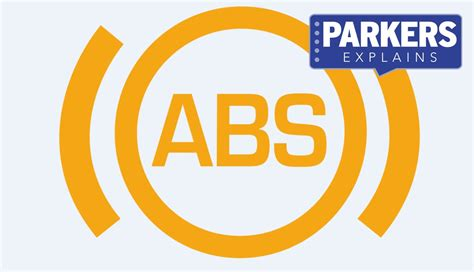 Abs Light by What Is Abs Anti Lock Braking System Parkers